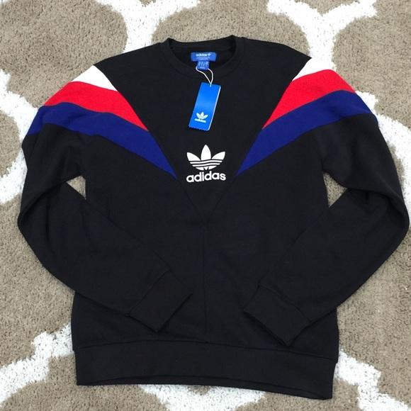 pretty nice 08658 f257a adidas Other - Adidas Originals Neva Crew Sweatshirt Mens Sizes